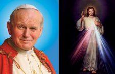 Era una possibilità per tutto il mondo. Quando Giovanni Paolo II istituì la Festa della Divina Misericordia