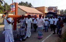 Una via Crucis di 400 km, per rafforzare la fede e l'unità fra i giovani indiani