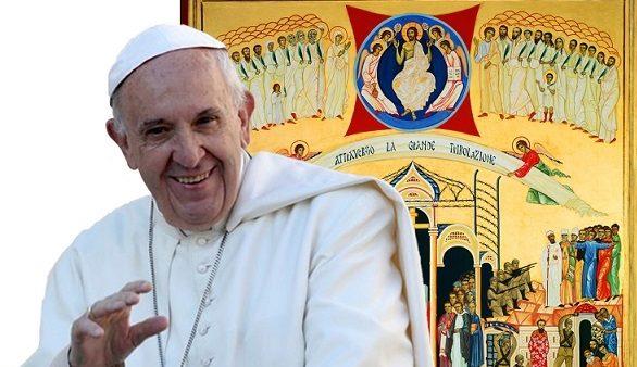 """Papa Francesco oggi a San Bartolomeo, nella veglia le testimonianze dei parenti dei """"Nuovi Martiri"""""""