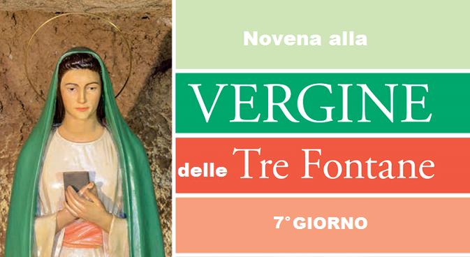 Novena alla Vergine delle Tre Fontane