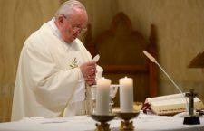 Papa Francesco: una Chiesa che ha paura di cacciare via i démoni non è la Chiesa di Gesù