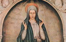 Ogni giorno una Lode a Maria  – 29 Maggio – Madonna del Cenacolo