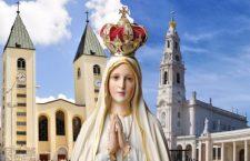 I misteri da Fatima a Medjugorje