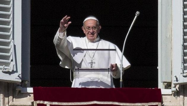 papa francesco Regina coeli
