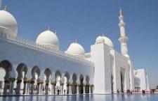 """Incredibile e bellissimo. E' la prima volta: La moschea di Abu Dhabi intitolata a """"Maria, madre di Gesù"""""""