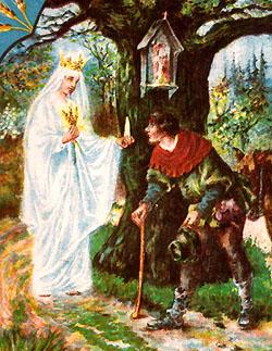 Ogni giorno una Lode a Maria – 26 Giugno – Madonna delle tre spighe