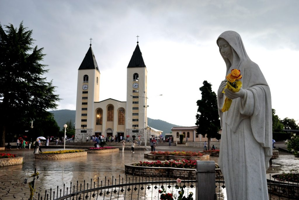 Church of St. James Medjugorje