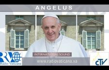Angelus con Papa Francesco. Domenica 18 Giugno 2017 REPLAY TV