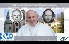 Papa Francesco a Bozzolo – Visita alla tomba di Don Primo Mazzolari Martedì 20 Giugno REPLAY TV