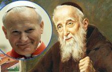 Quando Giovanni Paolo II pregò sulla tomba di San Leopoldo