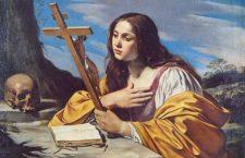 Preghiera a Santa Maria Maddalena da recitare in questo giorno della sua festa per chiedere una grazia