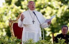 Le nuove parole 'forti' di Papa Francesco:  è irresponsabile inquinare l'ambiente, i governi agiscano!