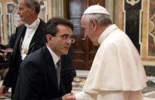 Scappò dall'Argentina col suo aiuto, ora ha rincontrato Bergoglio