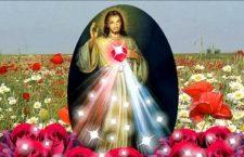 Offriamo oggi la Coroncina a Gesù Misericordioso per tutti i bambini che soffrono
