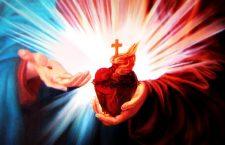 Se l'invidia e le chiacchiere vogliono colpirti ricorda che hai lo Scudo del Sacro Cuore!