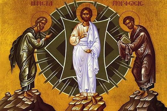 Preghiera per la trasfigurazione
