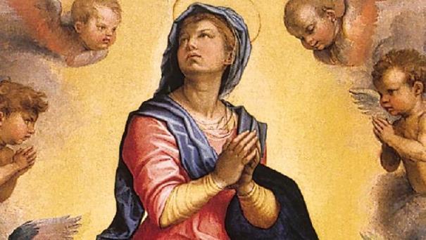 Novena per l'Assunzione di Maria. Oggi, sabato 8 agosto 2020, è il 3° giorno di preghiera