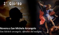 Novena a San Michele Arcangelo – 2° Giorno