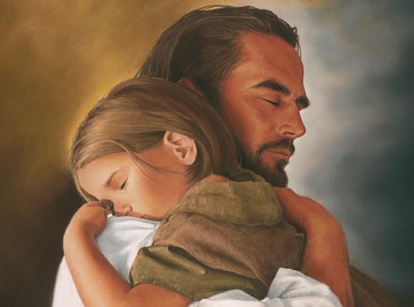 5f25d5006e10 Gesù ti chiede solo 5 minuti