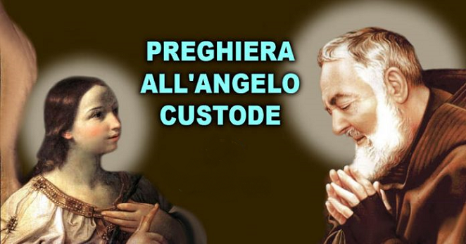 padre pio angelo custode