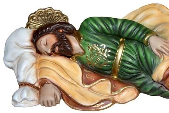 san giuseppe dormiente