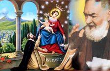 La Vergine di Pompei mi ha detto: Vai, Padre Pio ti aspetta! L'ho fatto e sono guarita da un tumore