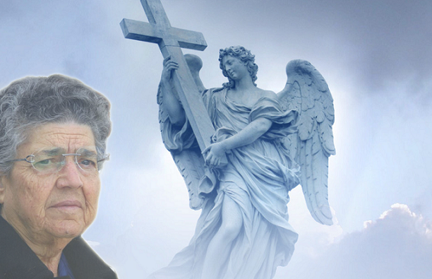 Natuzza-Evolo1 e gli angeli