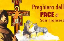 Preghiamo per la pace nel mondo, con le parole di San Francesco