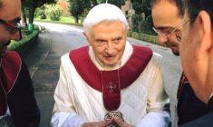 La salute di Papa Benedetto XVI è stabile!