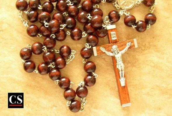 Il Santo Rosario, vera 'scala delle grazie'