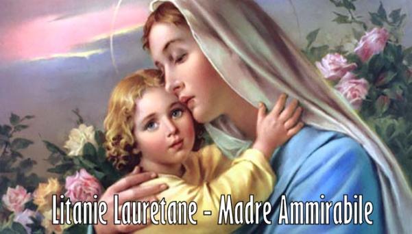 Litanie Lauretane: 12 Ottobre - Madre ammirabile