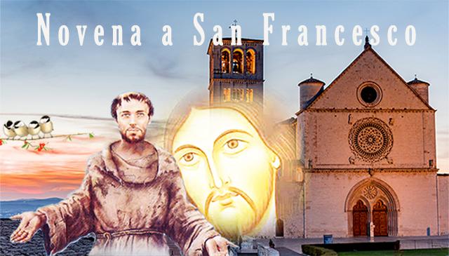 Devozione a San Francesco d'Assisi. Oggi, 2 ottobre 2020, è l'8° giorno della Novena
