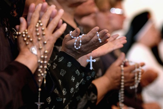 Ogni giorno una Lode a Maria, 21 ottobre 2020. Metti ogni problema nel Santo Rosario