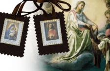 9 straordinari miracoli avvenuti a coloro che portano lo scapolare della Madonna