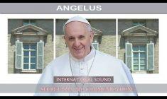 Angelus con Papa Francesco. Domenica 22 Ottobre 2017 REPLAY TV