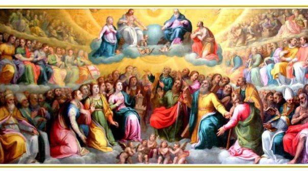 Novena per la festa di Tutti i Santi. Oggi, lunedì 26 ottobre 2020, è il 4° giorno di preghiera