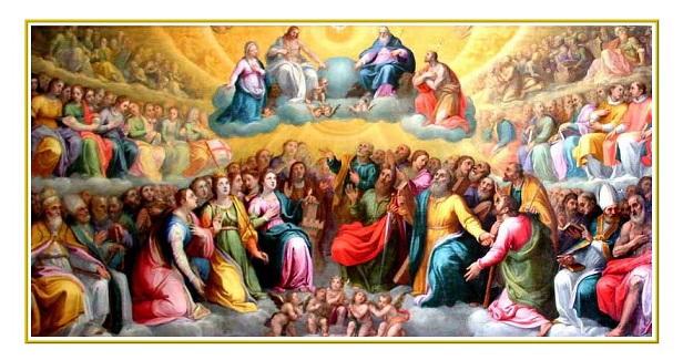 Si avvicina la festa di Tutti i Santi.