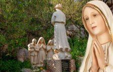 A Fatima, prima della venuta di Maria, è apparso per tre volte un angelo. E disse queste parole
