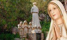 A Fatima, prima della venuta di Maria, è apparso per tre volte un angelo. E' successo questo
