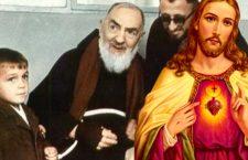 San Pio fece resuscitare un bambino morto. Proprio come Gesù con Lazzaro!