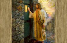 Quel giorno in cui il Signore ha bussato alla mia porta, e mi ha salvato l'anima