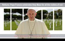 Santa Messa di Papa Francesco per tutte le vittime delle guerre – Giovedì 2 Novembre REPLAY TV