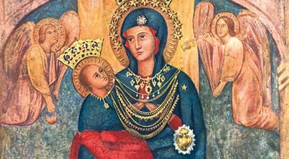 Ogni Giorno Una Lode a Maria, 5 Aprile 2021. Oh Madre del Divino Amore, prega per noi