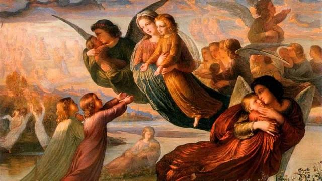 Ogni giorno Una Lode a Maria, 28 novembre 2020. Vergine Santa, aiuta le anime del Purgatorio