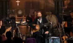 Sting stupisce tutti con un canto bellissimo dedicato alla Madonna