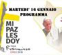 La giornata di Papa Francesco in Cile – 16 Gennaio 2018 – e gli appuntamenti in diretta – video