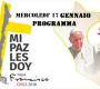 La giornata di Papa Francesco in Cile – 17 gennaio 2018 – e gli appuntamenti in diretta video