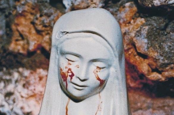 madonnina lacrime
