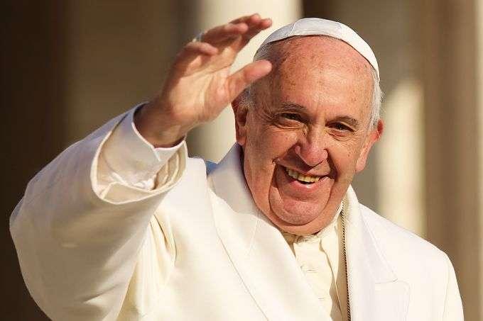 Amato L'intenzione di preghiera di Papa Francesco per febbraio 2018  VC32