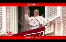 Angelus con Papa Francesco – Domenica 14 Gennaio 2018 – REPLAY TV